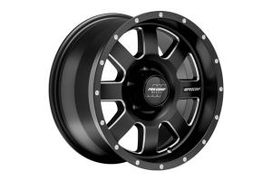 Pro Comp 73 Series Trilogy Satin Black Wheel 20x10 5x5.5