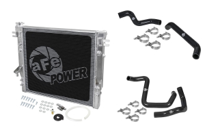 aFe Power Radiator and Hose Kit - JK