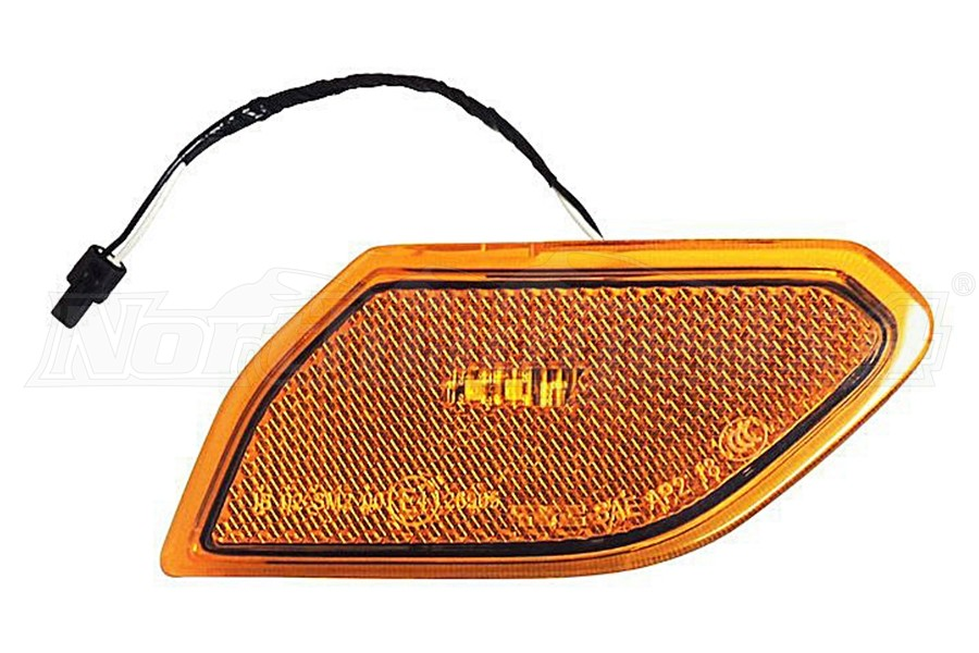 Crown Automotive Side Marker LED Light - Driver Side - JT/JL