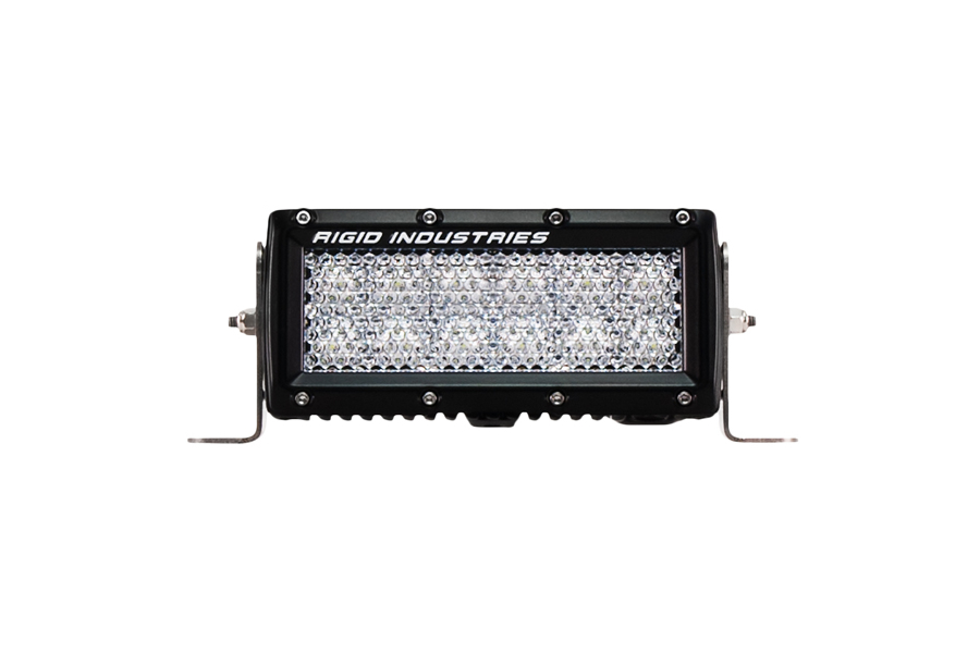 Rigid Industries E-Series LED Light Diffused 6in (Part Number:106513)