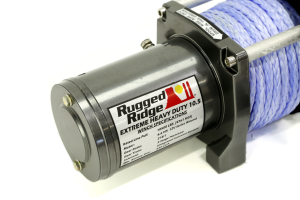 Rugged Ridge Performance 10,500lbs Winch (Part Number: )