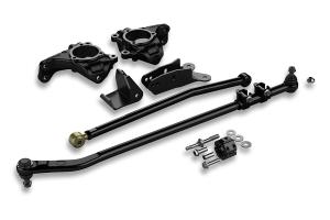 Teraflex JK High Steer System & Drag Link Flip Kit - JK