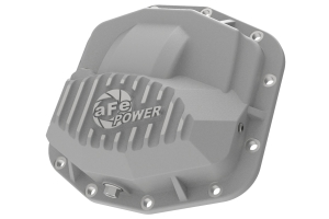 aFe Power Pro Series Front Dana M210 Differential Cover, Raw (Part Number: )