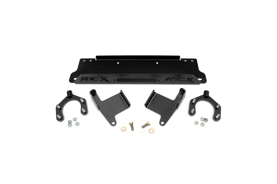 Rough Country Factory Bumper Winch Mounting Plate (Part Number:1162)