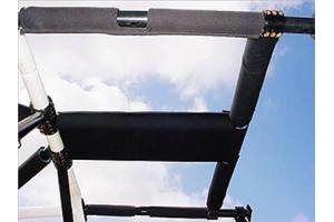 Rock Hard 4x4 Overhead T-Section Padding Kit - TJ/LJ