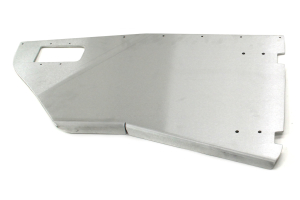 EVO Manufacturing Rear Half Door Sets Aluminum (Part Number: 1161AL)