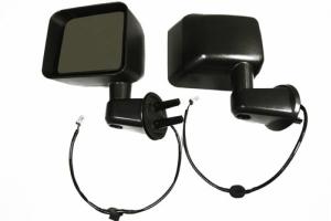 Bestop HighRock 4x4 Power Mirrors  - JK 2011-13