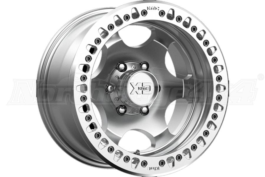 XD Series Wheels XD232 Machined Beadlock Wheel, 17X9 8X6.5