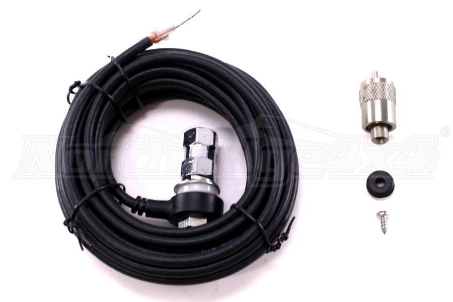 Firestik FireRing Coax w/K4 Stud 18ft. (Part Number:K48R18)