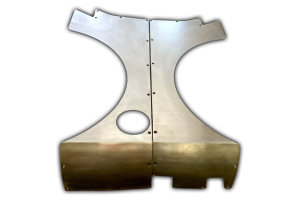 Crawler Conceptz Rear Corner Armor for 6in Stretch (Part Number: )
