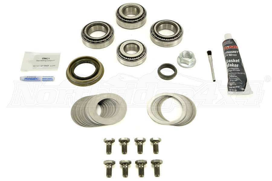G2 Axle & Gear Dana 35 Rear Master Ring and Pinion Install Kit (Part Number:35-2049)