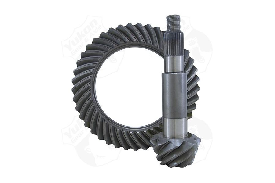 Yukon Dana 60 4.88 Short Reverse Ring and Pinion Gear Set  (Part Number:YGD60SR-488R)
