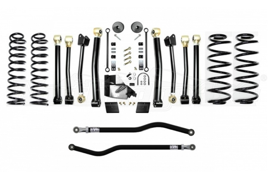 EVO Manufacturing 3.5in Enforcer Lift Kit, Stage 4 - PLUS (Part Number:3013S4P)