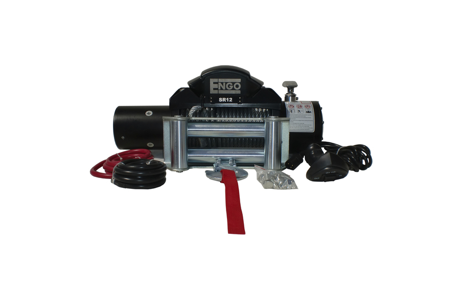 ENGO SR Series Winch 12,000lb (Part Number:97-12000)