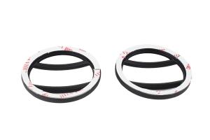 Kentrol Side Marker Cover Set - Textured Black  - JK
