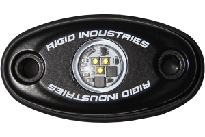 Rigid Industries A-Series Light Black Low Strength Amber (Part Number: )
