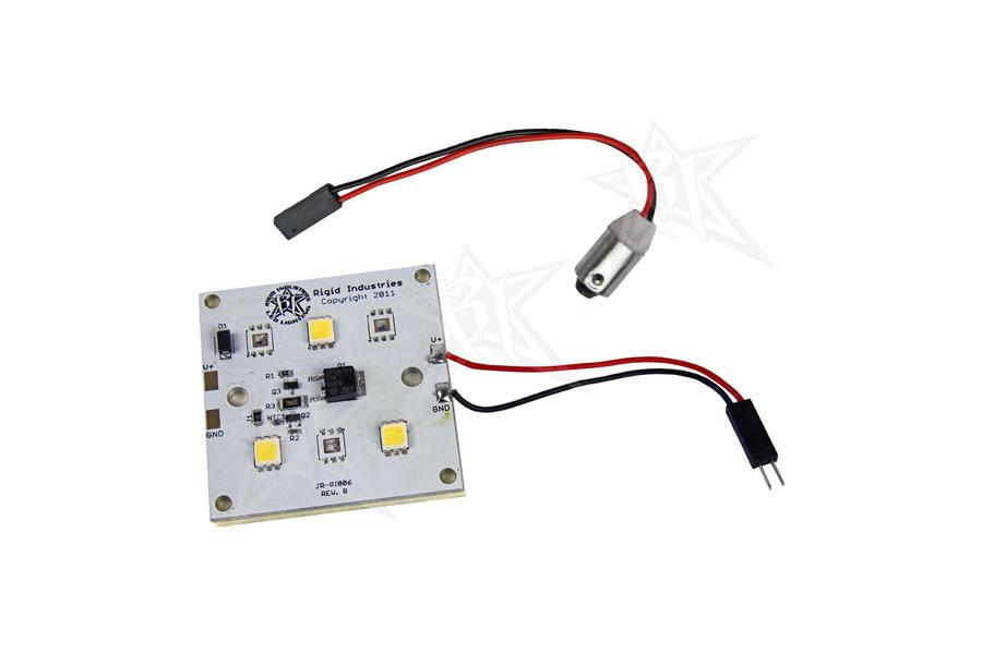 Rigid Industries 3 LED RV Retrofit LED Light Kit T10 (Part Number:40403)