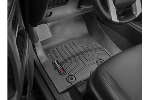 WeatherTech Front Floorliner Black (Part Number: )