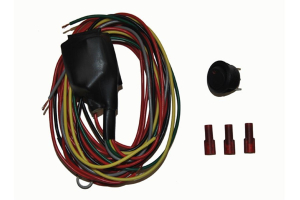 Off Road Only LiteSPOT Puddle Light Kit - Red
