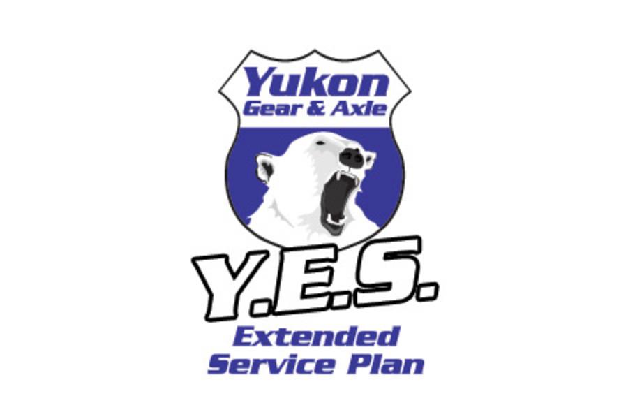 Yukon YES Driveshaft Extended Service Warranty