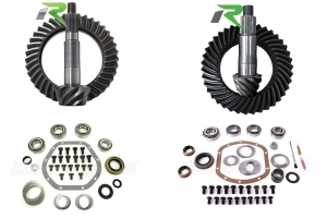 Revolution Gear and Axle Package - JK Non Rubicon