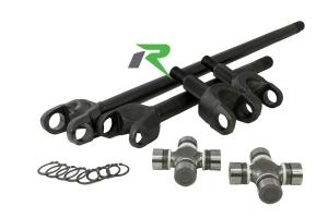 Revolution Gear Discovery Series D44 30 Spline Front Axle Kit  - JK Rubicon Only