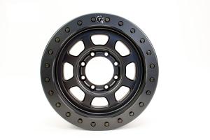 Trail Ready Slim Ring Graphite Beadlock Wheel, 17x8.5 8x6.5