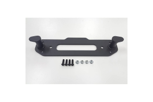 Maximus-3 Winch Hook Anchor, Black (Part Number: )