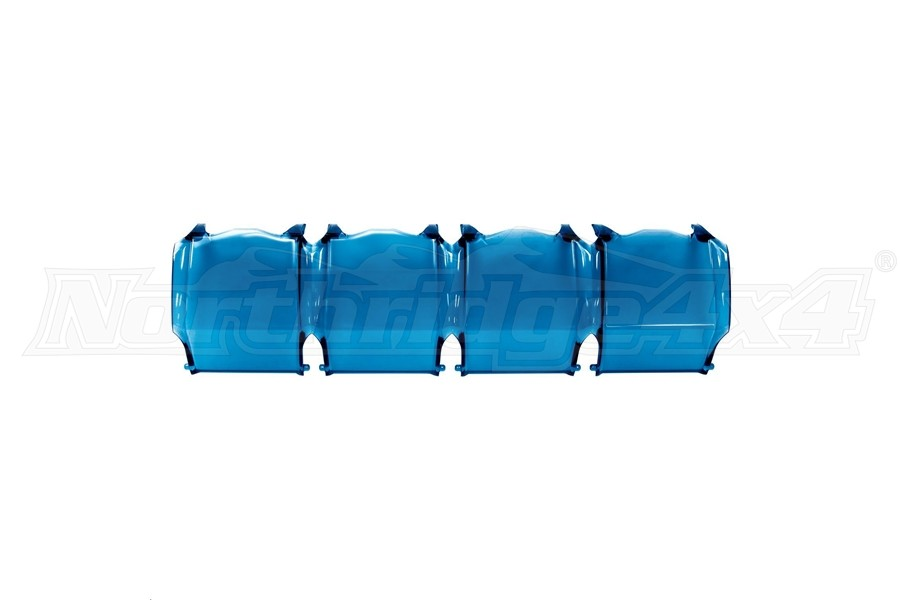 Rigid Industries Adapt Lens Cover 10in Blue (Part Number:11004)