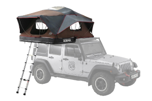 iKapmer X-Cover Rooftop Tent - Silver