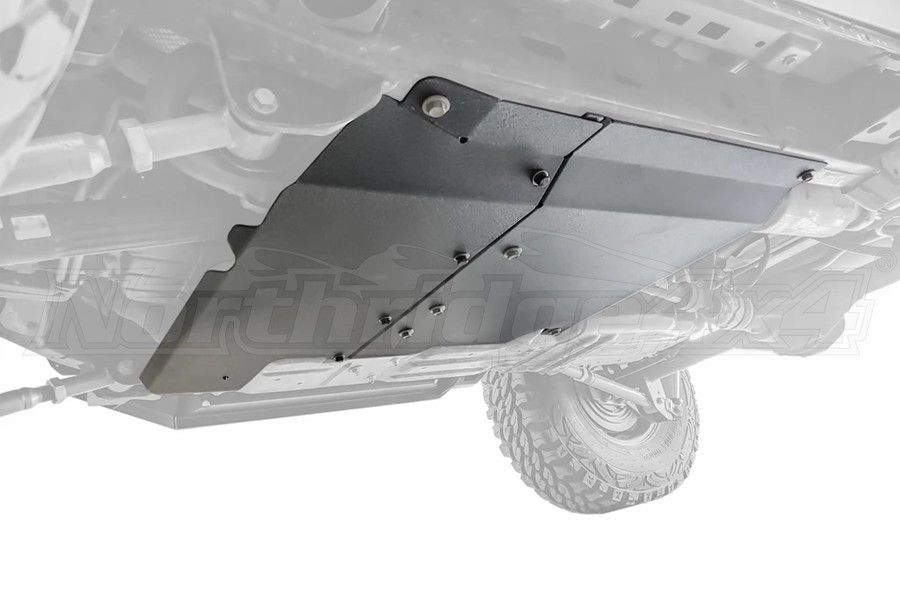 DV8 Offroad Belly Pan Skid Plate - JL 2dr