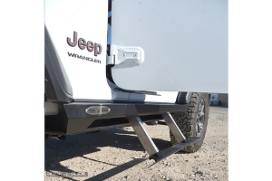 Rock-Slide Engineering Gen III Step Sliders    - JL 2Dr