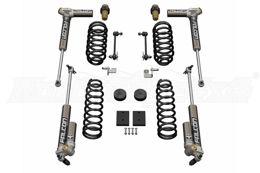Teraflex 1.5in Sport ST1 Suspension System w/ 3.1 Falcon Shocks - JK 2dr