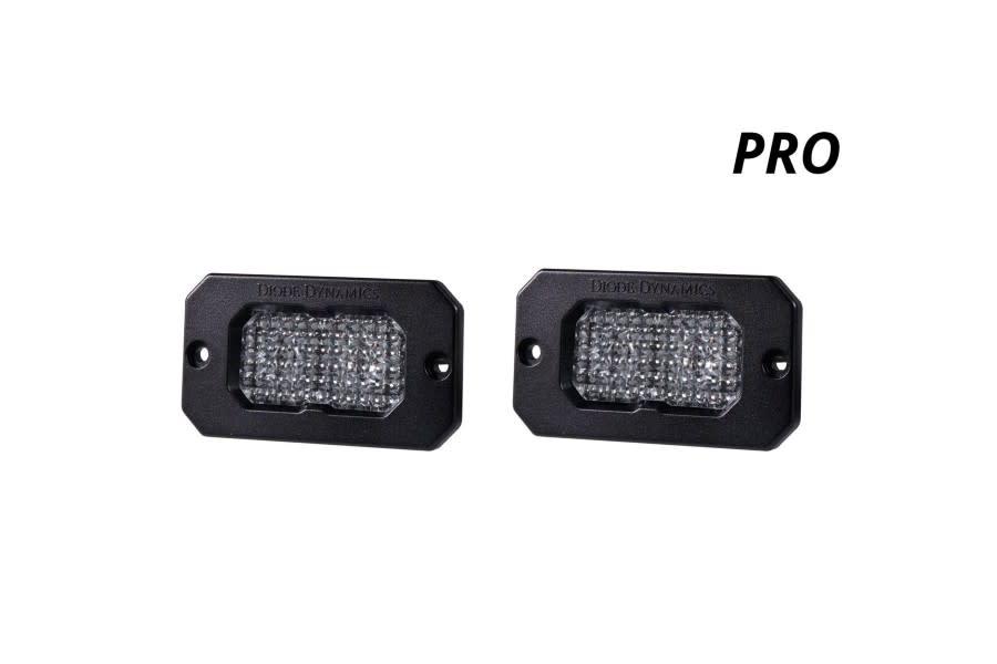 Diode Dynamics SSC2 2in Pro Standard Flood Light ABL, Pair