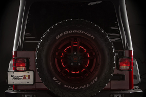 Rugged Ridge Brake light LED ring (Part Number: )