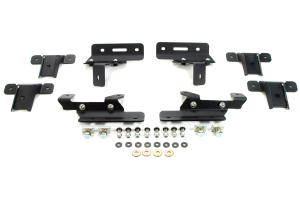 Maximus-3 Hardware and Brackets for Rhino Rack Pioneer Platform Only ( Part Number: 0300-001RR-BHK)