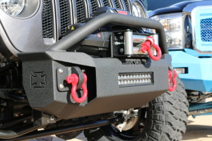 Iron Cross GP-12LED MaxxBlack 12in Light Bar - JL