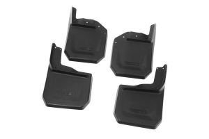 Rugged Ridge Splash Guard Kit (Part Number: )