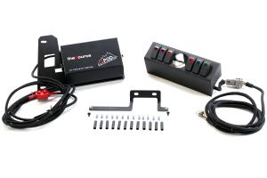 sPOD 6 Switch Pod w/ Gauge Cut Out - JK