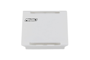 Rigid Industries E-Series 4IN Light Cover, White (Part Number: )