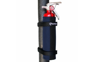 Bartact Roll Bar 2.5LB Fire Extinguisher Holder - Navy