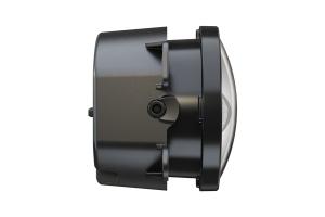 JW Speaker 6145 J2 Series LED Fog Light, Black - Driver Side - JL Rubicon Only