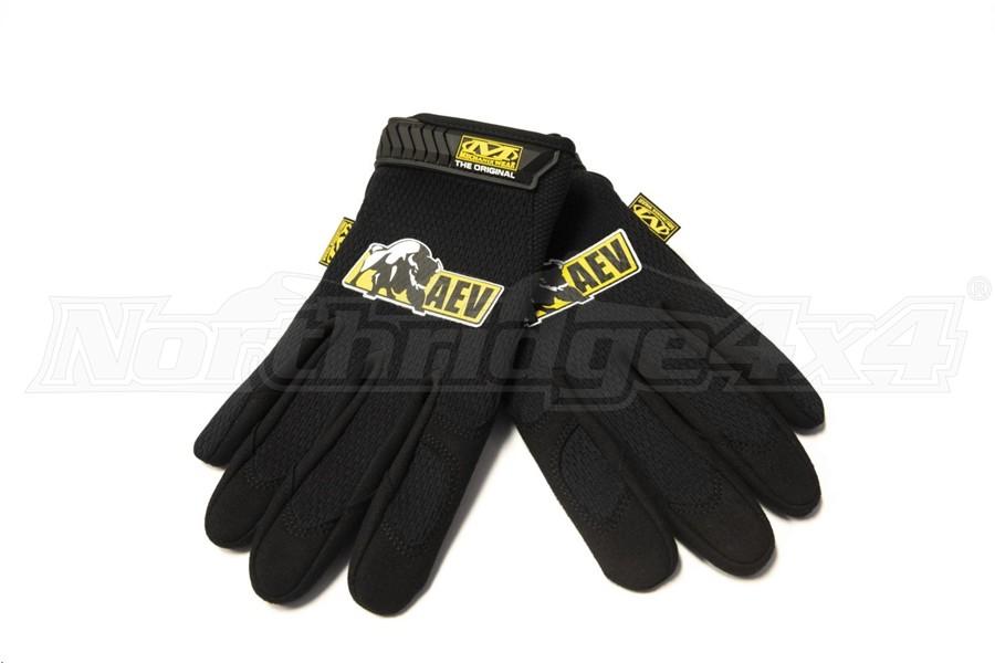 AEV Work Gloves by Mechanix
