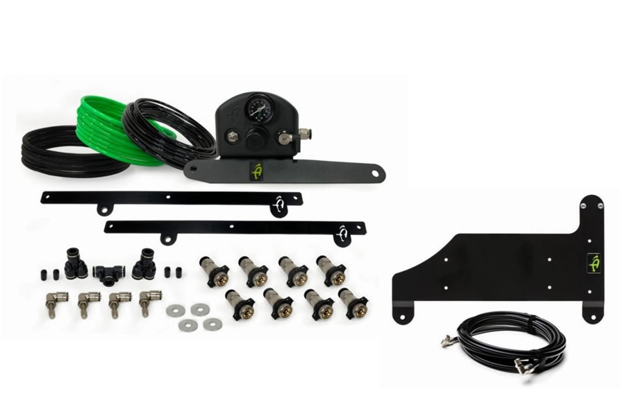 Up Down Air 4 Tire System Package - JT