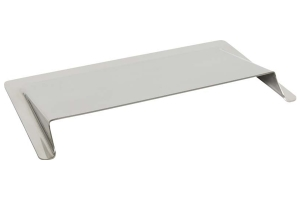 Kentrol Hood Vent Air Scoop - Polished Silver  - JK