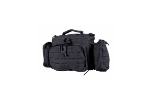 Outer Limit Supply Individual First Aid Kit Deployment Waist Bag - Black