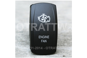 sPOD Engine Fan Rocker Switch Cover