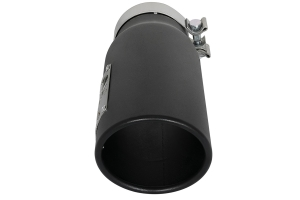 aFe Power Mach Force-Xp 4in Exhaust Tip - Stainless Steel