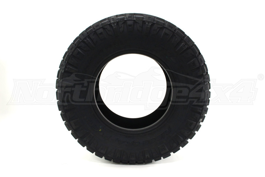 Nitto Ridge Grappler 35x12.50R17LT E Tire (Part Number:N217-020)