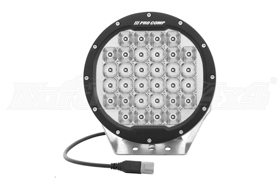 Pro Comp 7in LED Round Light (Part Number:76503)